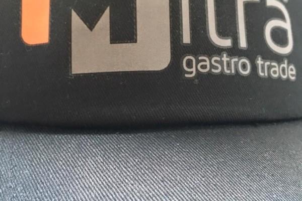 Digitaldruck auf Caps für besondere Logos