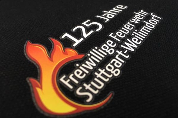 Digitaldruck auf Poloshirts Freiwillige Feuerwehr Stuttgart