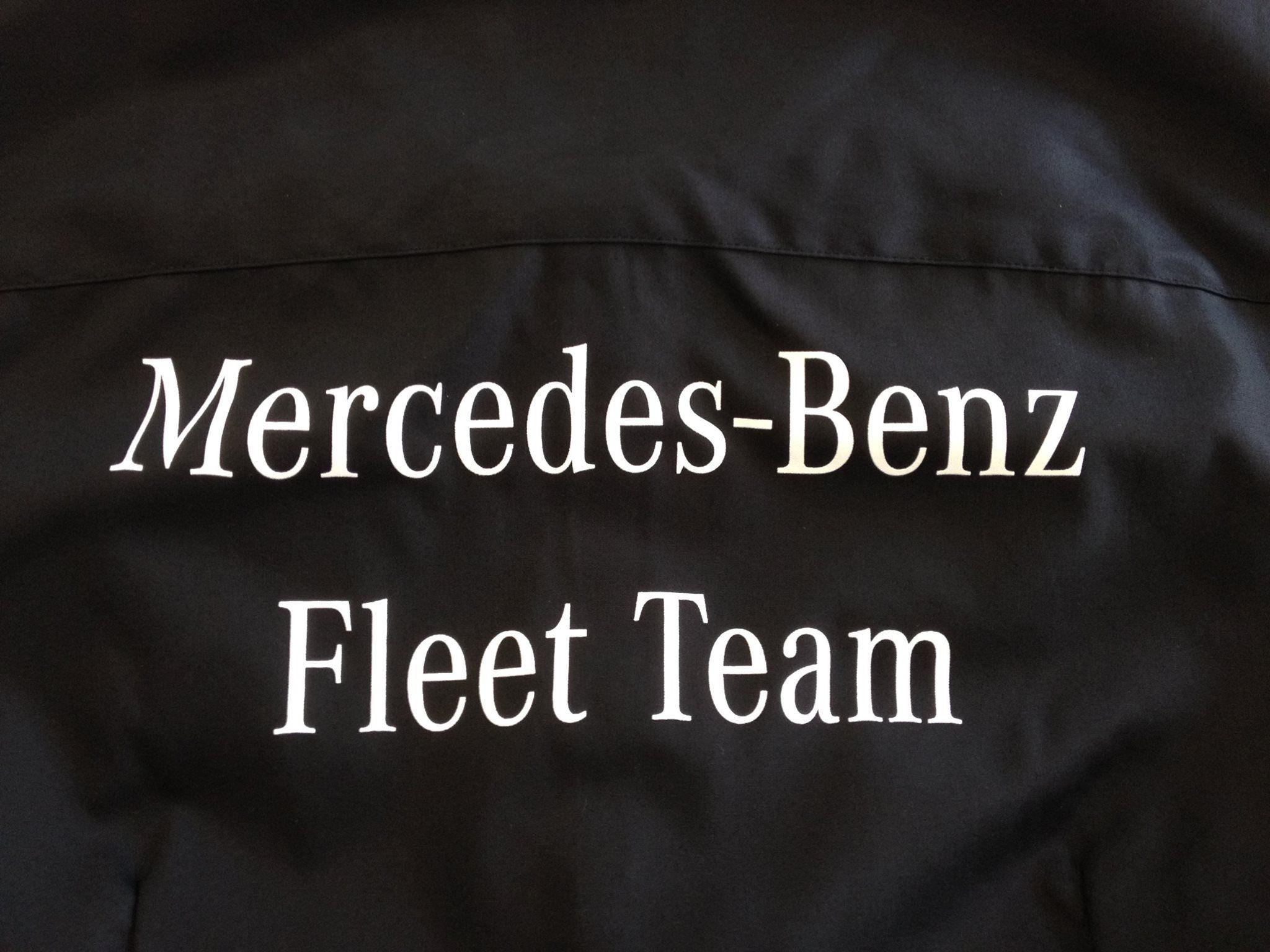 Hemden für Mercedes Benz Stuttgart