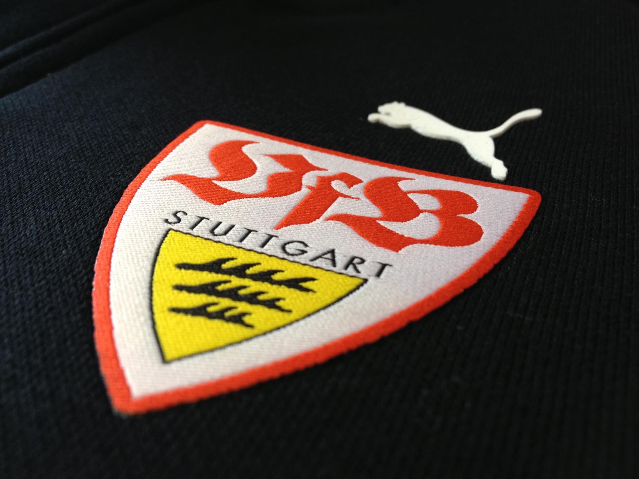 VFB Stuttgart Logo bedruckt